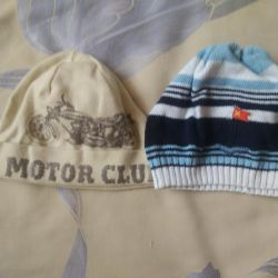 Hats for 2 years