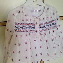 Bebek için gömlek ve tişört