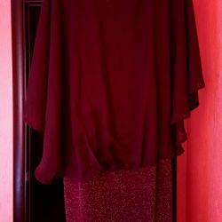 Yeni gece elbisesi ...