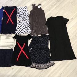 Elbiseler XS-M