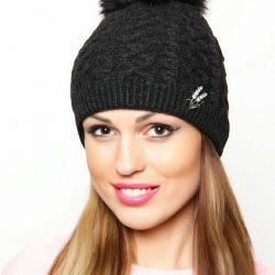 Новые женские шапки, зима/осень