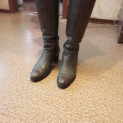Φυσικές χειμωνιάτικες μπότες