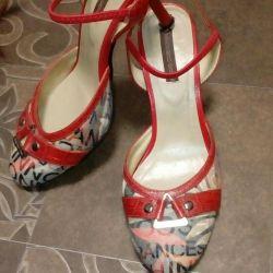 Francesco Donni 36-37 shoes