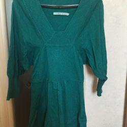 Απλό φόρεμα φόρεμα πουκάμισο