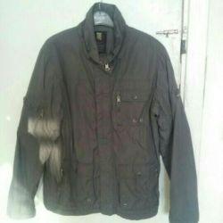 Light gray jacket (spring-autumn)