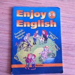 Книга для чтения Enjoy English 5-6 кл