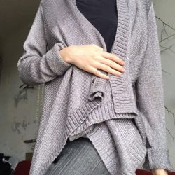 cardigan knitted new mohito