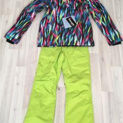 Winter suits Roxy
