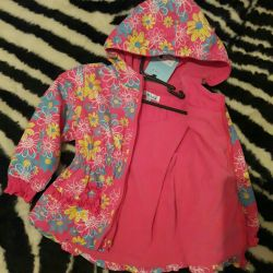 Windbreakers for girls New.
