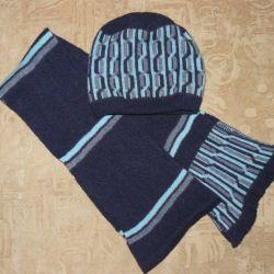 Ρυθμίστε το καπέλο και το μαντήλι Shaluny