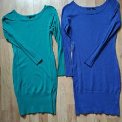 Two dresses befree autumn / winter.