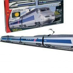 Νέο μηχανικό σιδηρόδρομο t683
