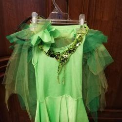 Carnival costume for girls