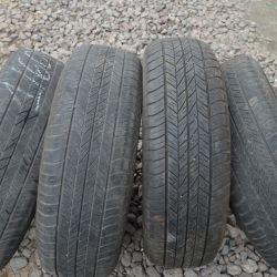215-60-R17 Dunlop Yaz Lastiği Kiti