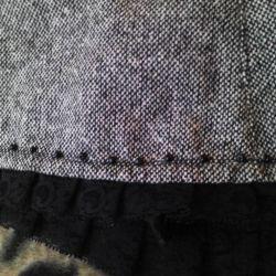 Теплые юбочки 44-46