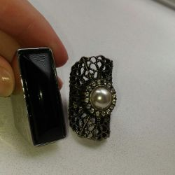 Rings new fashionable for any outfit. Size 16,17.