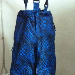 Winter pants for boy Trespass
