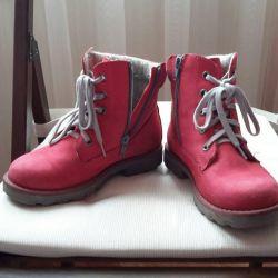 çocuk botları, demi-sezon