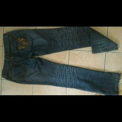 Jeans fall