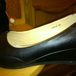 Women's shoes 39-40 NEW