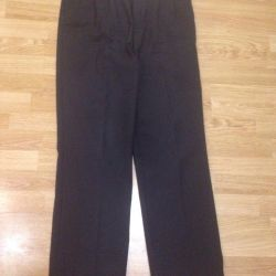 Trousers the warmed man's 48-50 sizes
