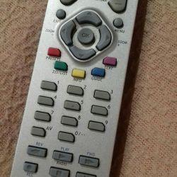 Thomson TV uzaktan kumandası