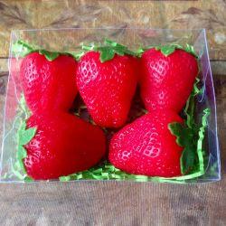 Soap Strawberry