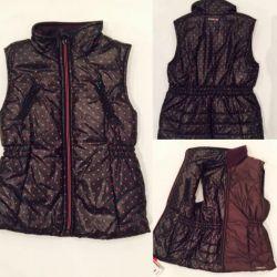 Double-sided vest CATIMINI