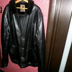 Jacket winter p 50 new almost.