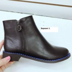 In stock. Boots spring-autumn, 36, 37,38,39,41