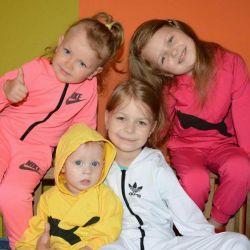 Costume pentru sporturi pentru copii P68-152 Simferopol