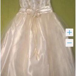 Chic rochie elegantă, SUA, 122-128 cm