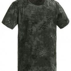 Παιδικό t-shirt μαύρο πύθωνα