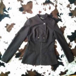 Siyah ceket rr 42 Kadın ceket Aşk Cumhuriyeti