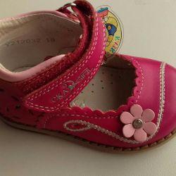 Παπούτσια p / p 19 νέα