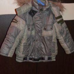 Jacket winter 5-6 years
