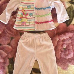 Весняно-осінній костюм на 75-80 Район Мегагріна