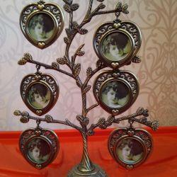 Photo frame Family tree