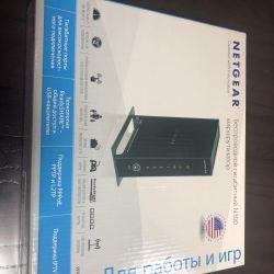 Беспроводной гигабитный маршрутизатор netgear n300