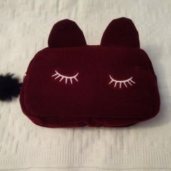 Purse cosmetic bag new