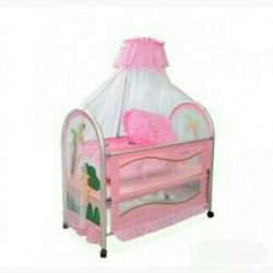 New baby bed Mishutka