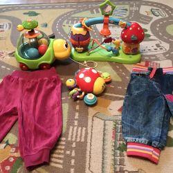 Вещи игрушки для девочек и мальчиков