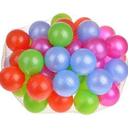 Balls for a dry pool