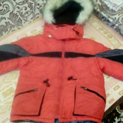 Jacket for the winter