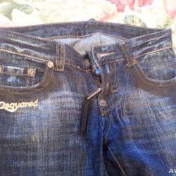 Jeans diskvaer