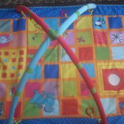 Developing mat