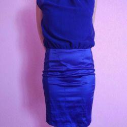 Elbise mavi