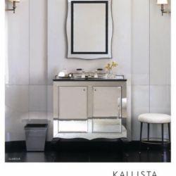 Mirror-cabinet Barbara Barry Glamor for Kallista