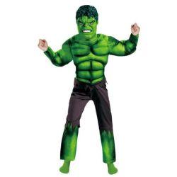 Muscular Hulk Costume, Hulk