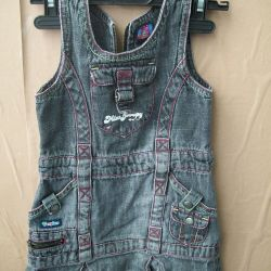sundress jeans for 3-4 years